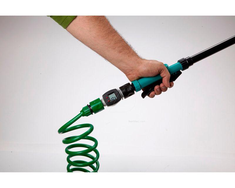 Caudalímetro control litro/planta