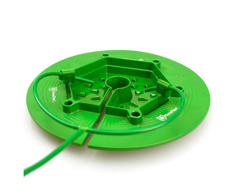 round floracap con tubo