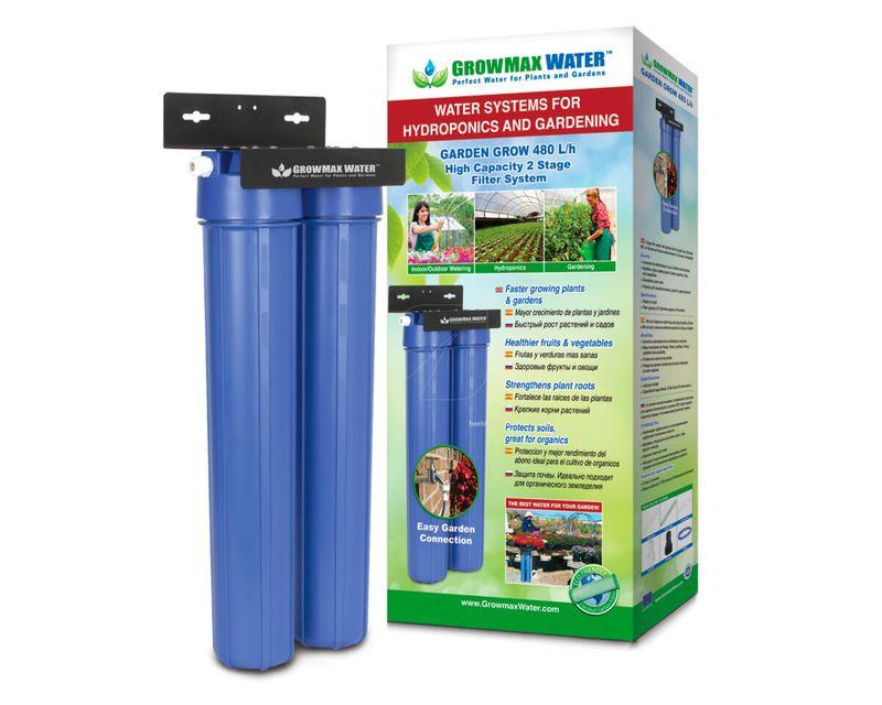 Filtro Garden Grow 480 l/h