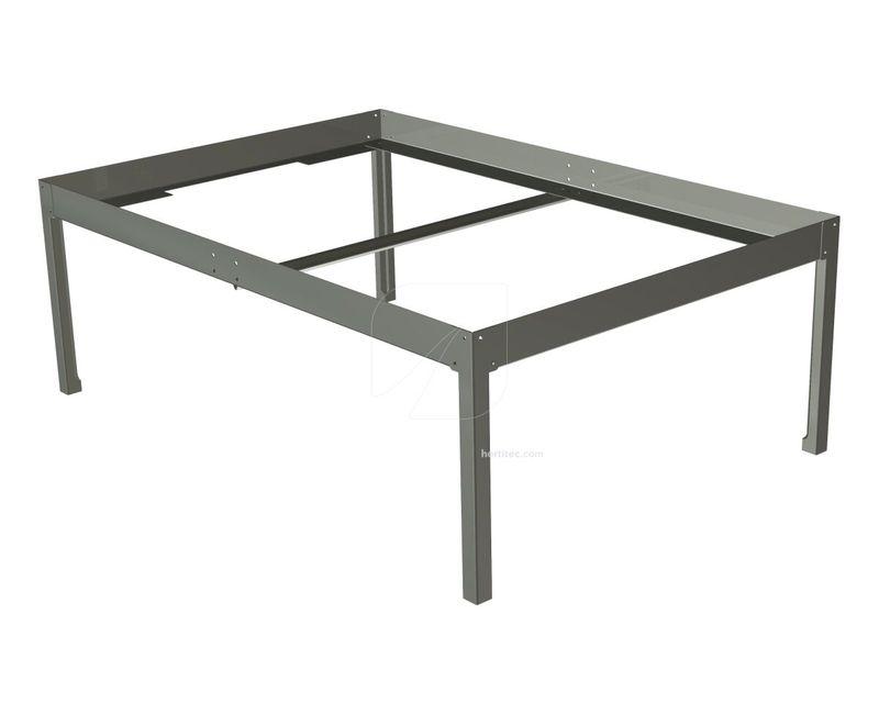 soporte mesa cultivo 0,75x1 duma