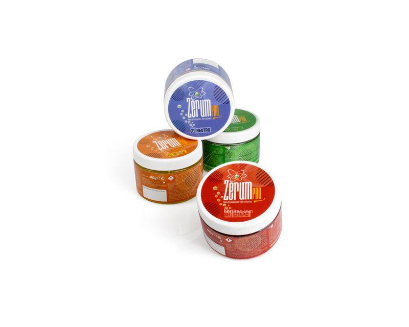 Zerumpro gel familia 400g