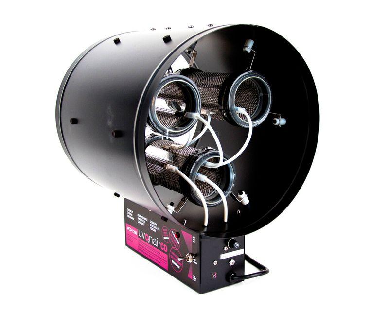 uvonair cd-1200 us-3 coronas