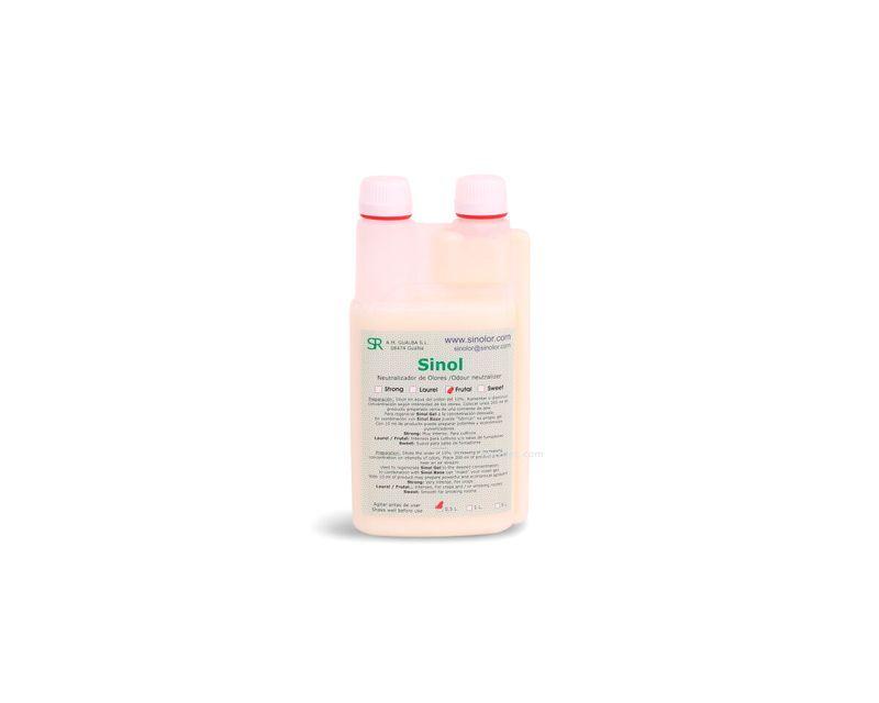 sinol liquido Frutal 0,5l