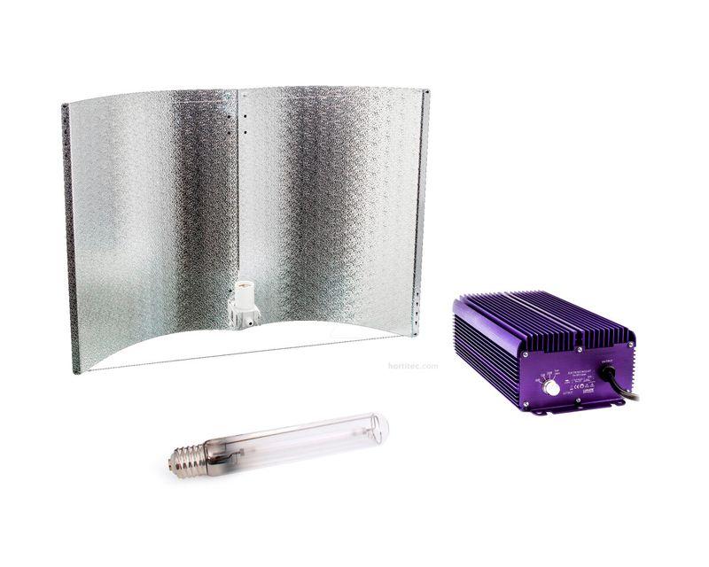 kit lumatek 1000W sunmaster dual lamp enforcer