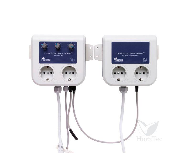 Twin controller pro esclavo 7a conexión frontal