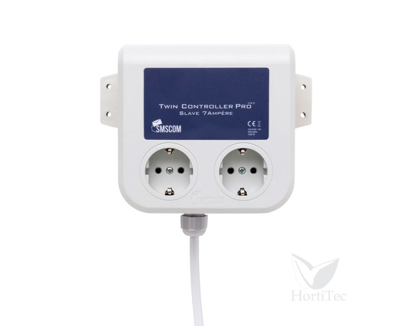 Twin controller pro esclavo 7a frontal