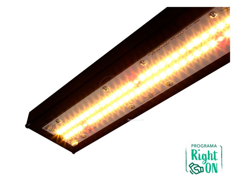 Sistema LED Kappa 150W ON detalle