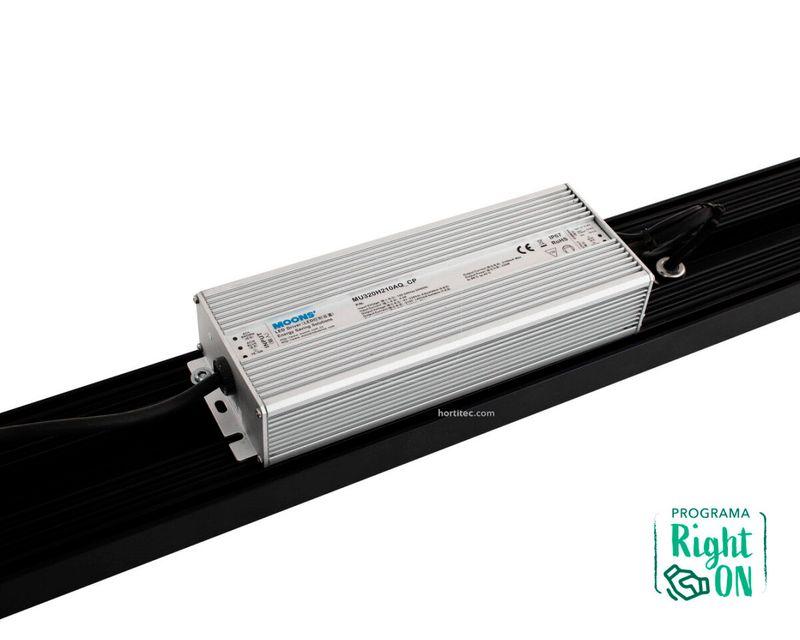 Sistema LED Kappa 150W trasera