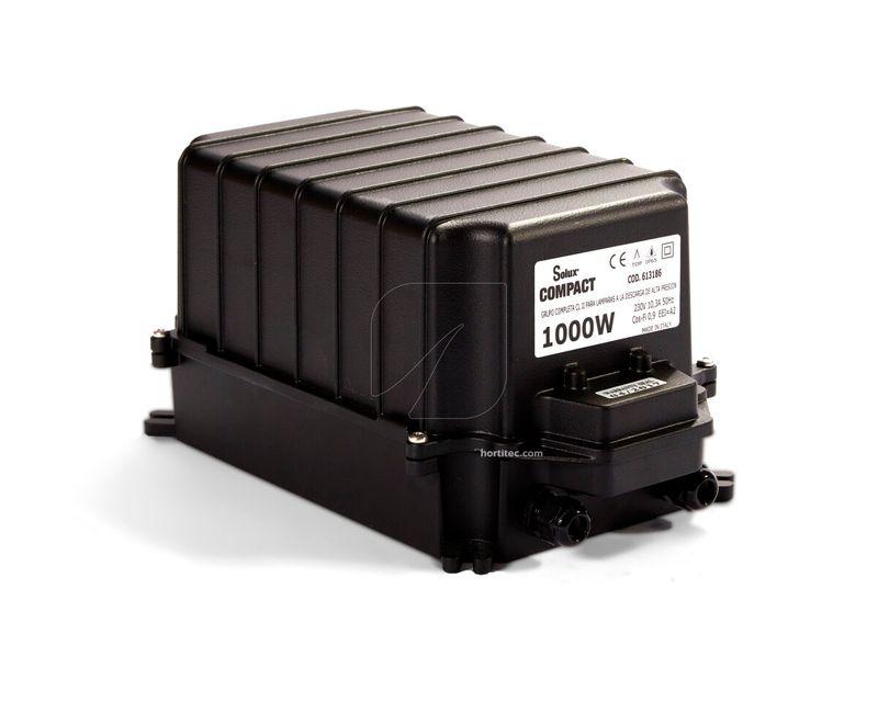 Balastro emagnetico 1000w claseii compact solux