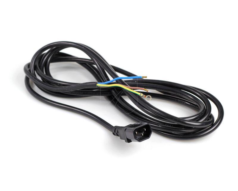 Cable Trip Macho Clavija Inyectada