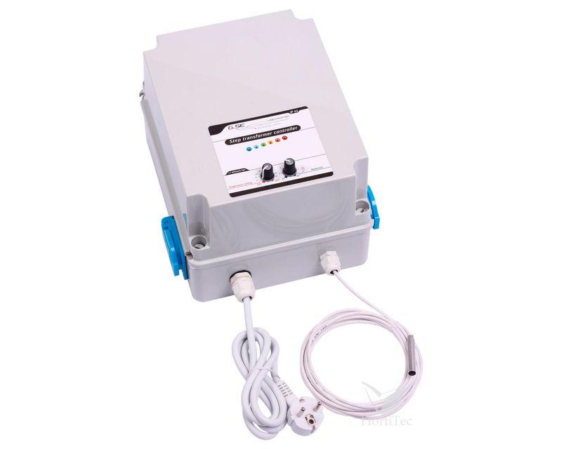 Controlador de Temperatura con Transformador 2Pasos