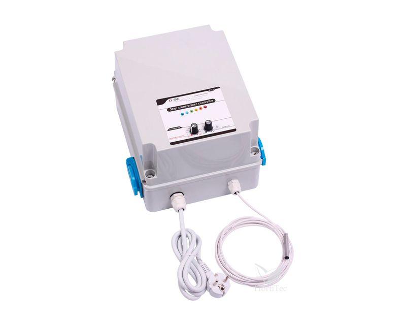 Controlador de Temperatura con Transformador (8 A) 2Pasos/2FAN