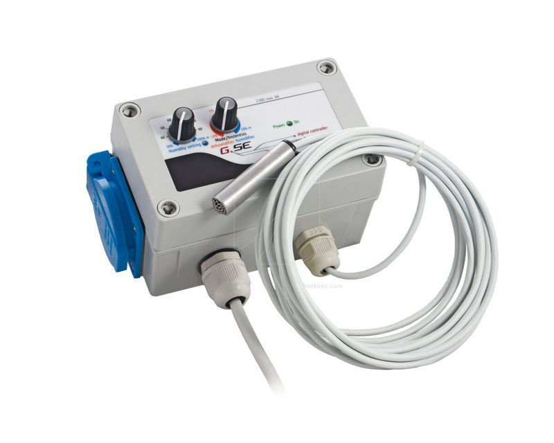 Controlador de humedad 8A
