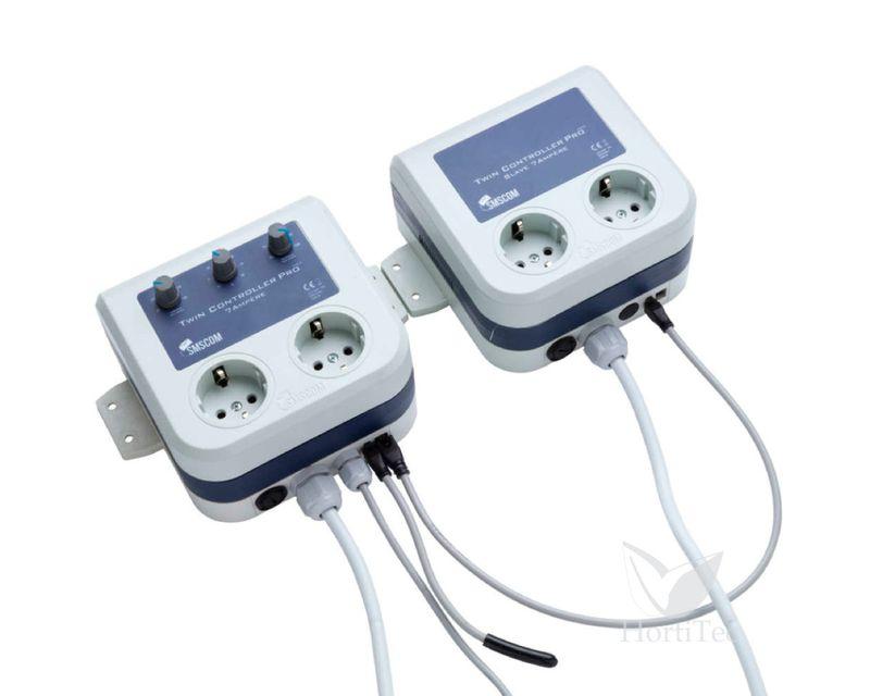 Twin Controller Pro MK2 7 A + esclavo 7 A