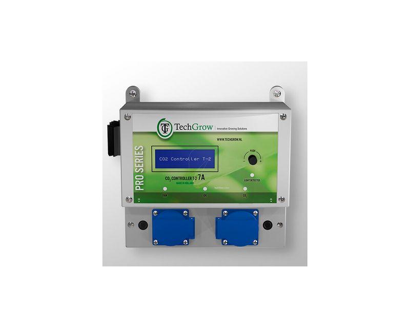 Controlador de co2 t-2 pro 7a sin sensor frontal