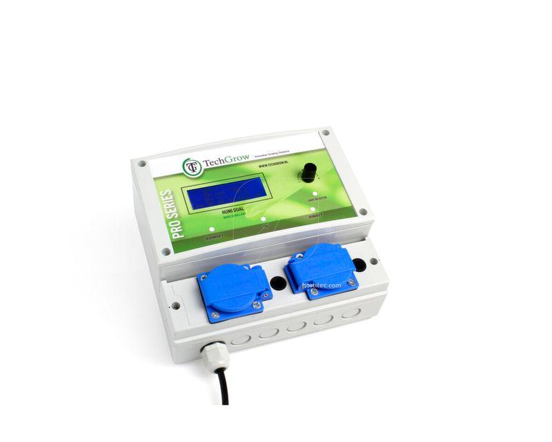 Controlador de Humedad Humi Dual Pro sin sensor