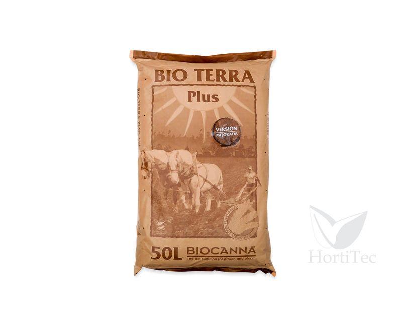 biocanna terra plus 50l