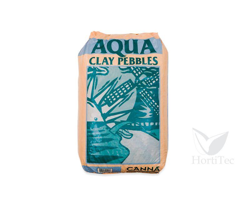 aqua clay pebbles 45l