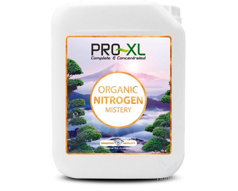 organic nitrogen mistery 5l