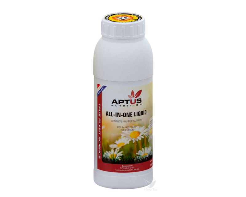 All in one liquid 500 ml