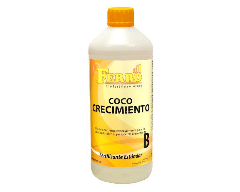 Coco crecimiento B 1l