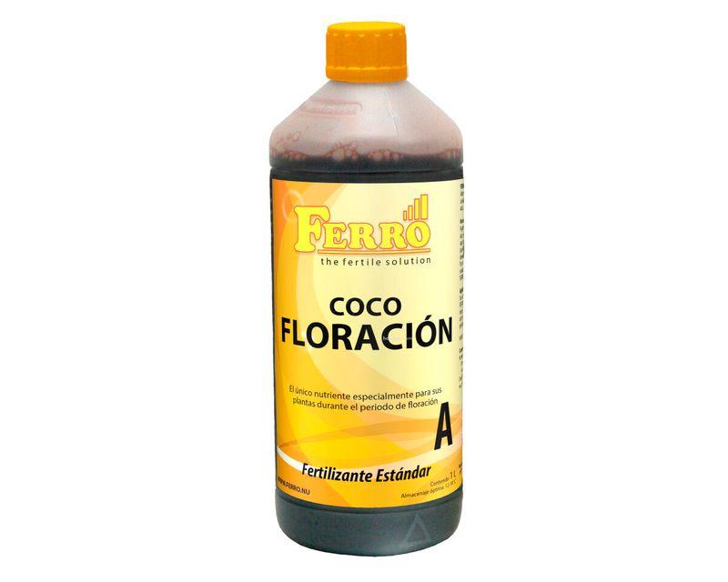 Coco floracion A 1l