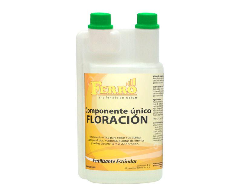One component floración ferro 1l