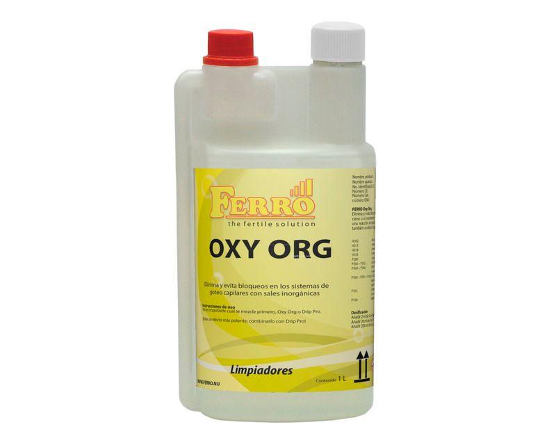 Oxy organic 1l