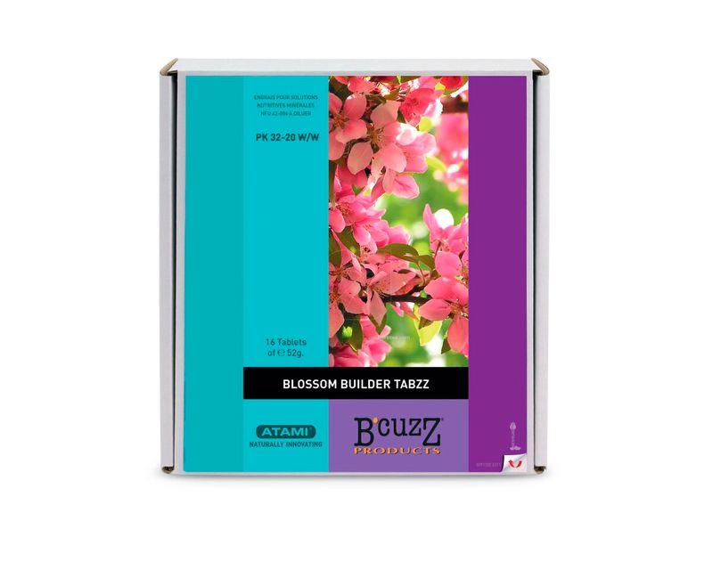 B'Cuzz Blossom Builder Tabzz solo caja