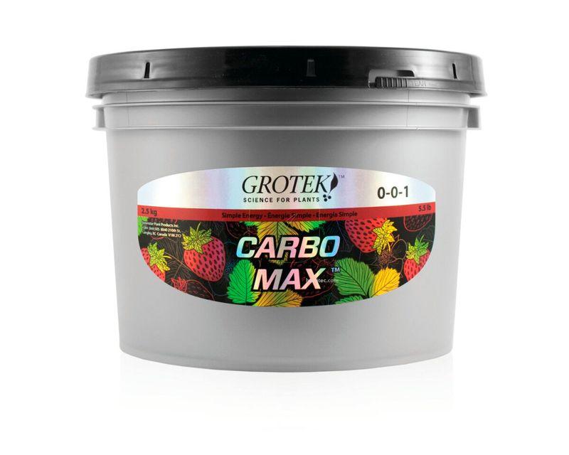 CARBO MAX 2.5 KG