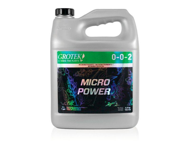 MICROPOWER 4 L