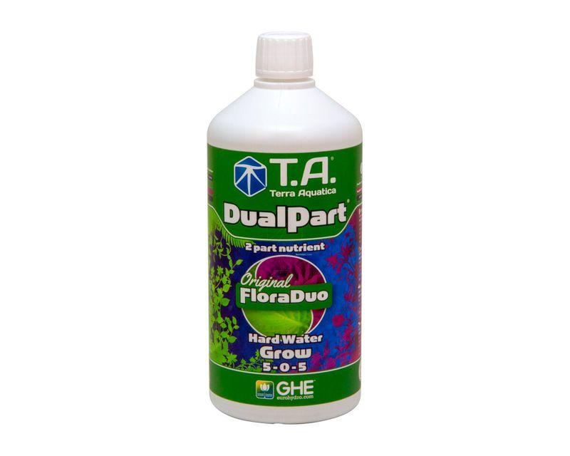 DualPart Grow Agua Dura 1L