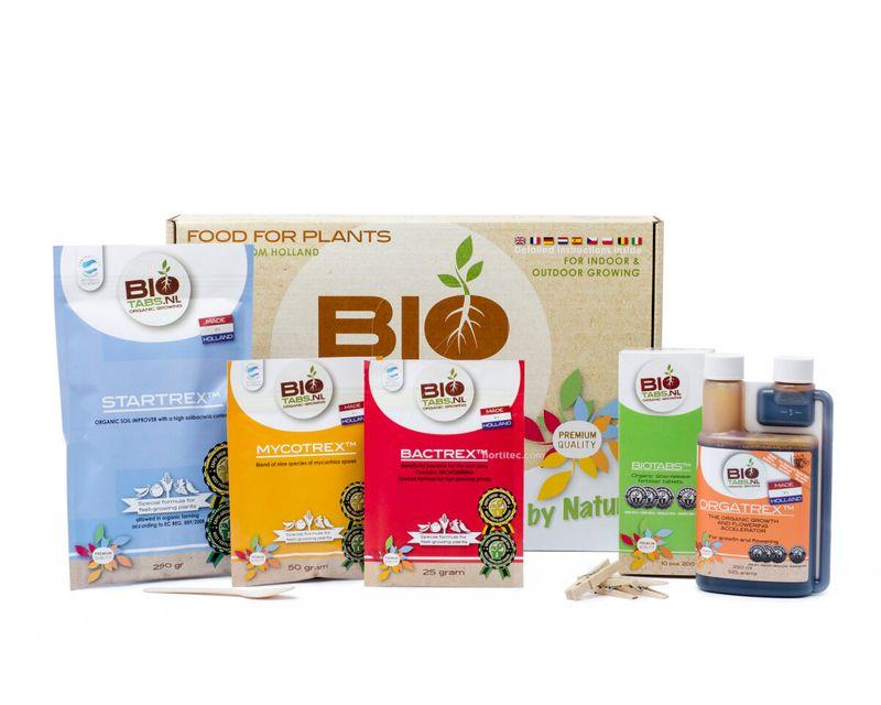 Starter Pack Biotabs