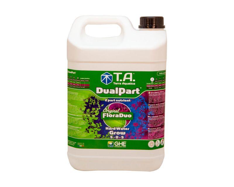 DualPart Grow Agua Dura 5L