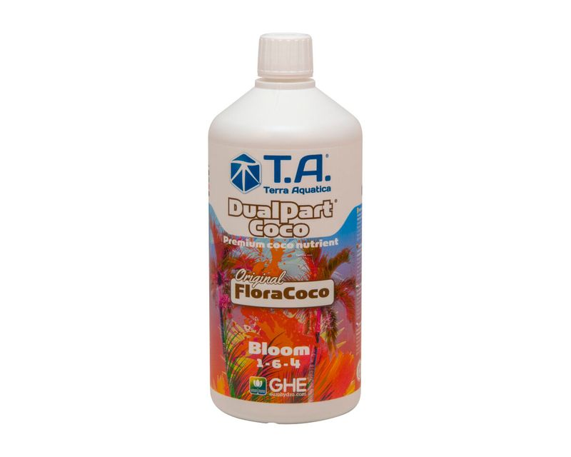 DualPart Coco Bloom 1L
