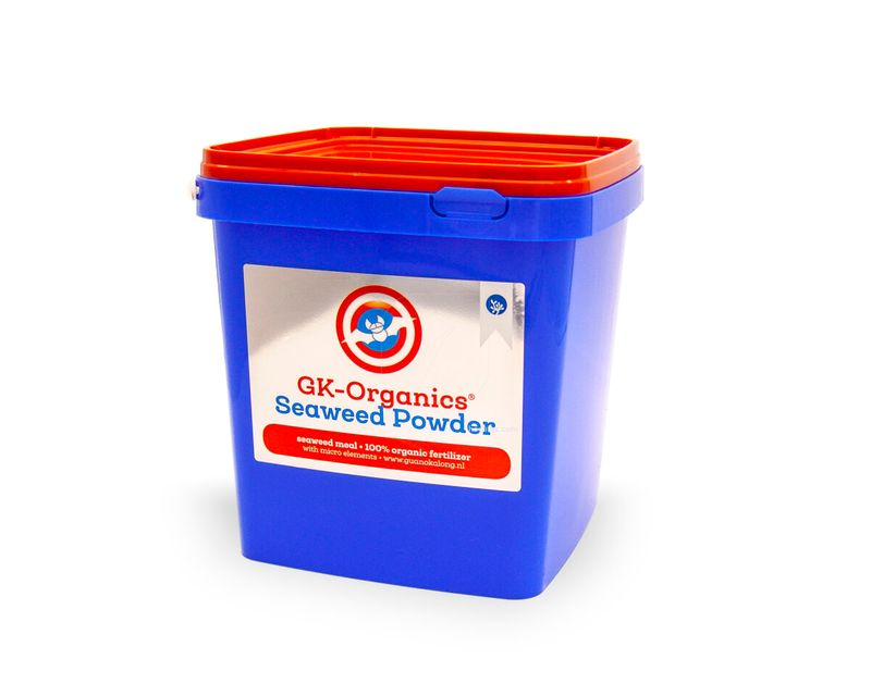 GK-Organics Seaweed Powder