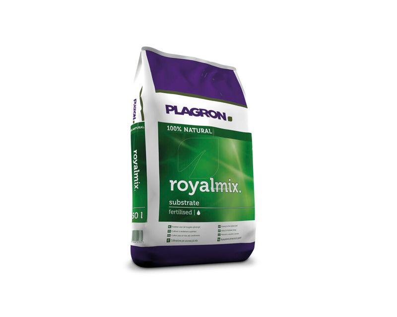 Sustrato Royalmix 50L Plagron