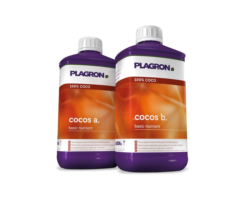 Coco A+B Plagron 1L