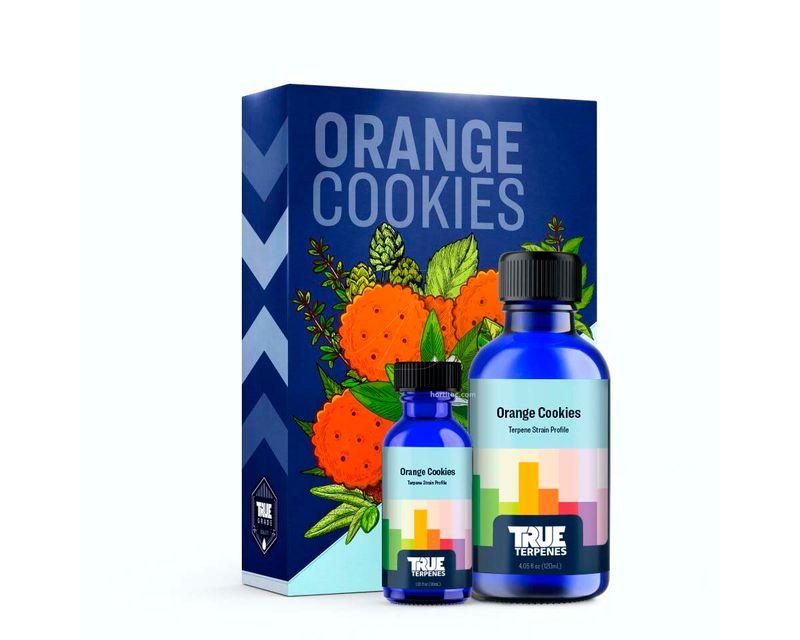 Terpeno Orange Cookies True Terpenes
