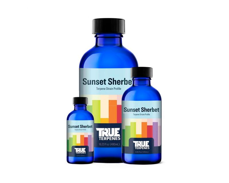 Sunset Sherbet True Terpenes