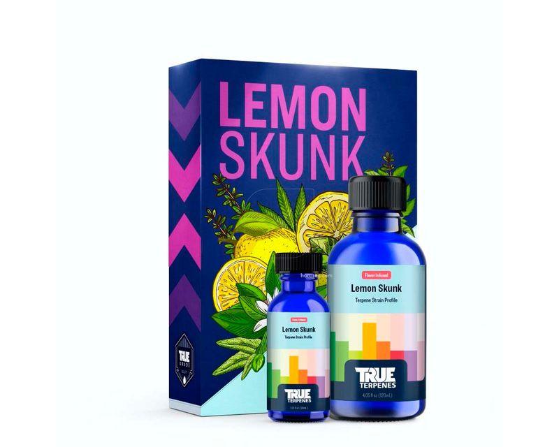 Terpeno Lemon Skunk