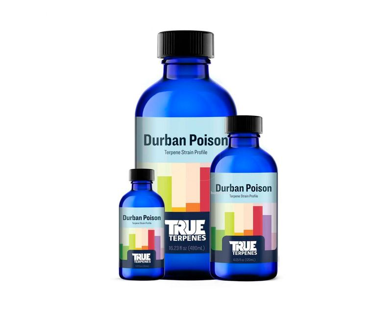 Terpeno Durban Poison True Terpenes