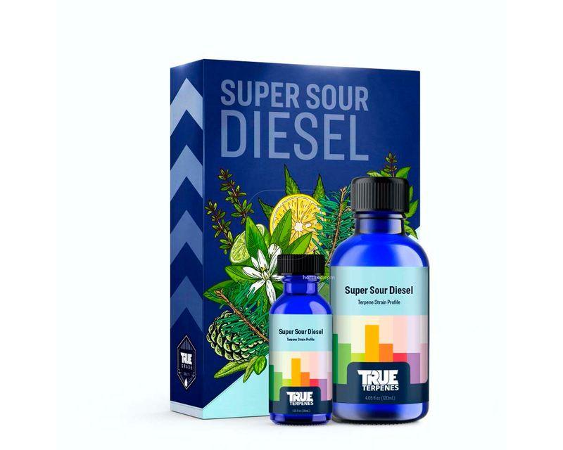 Terpeno Super Sour Diesel True Terpenes