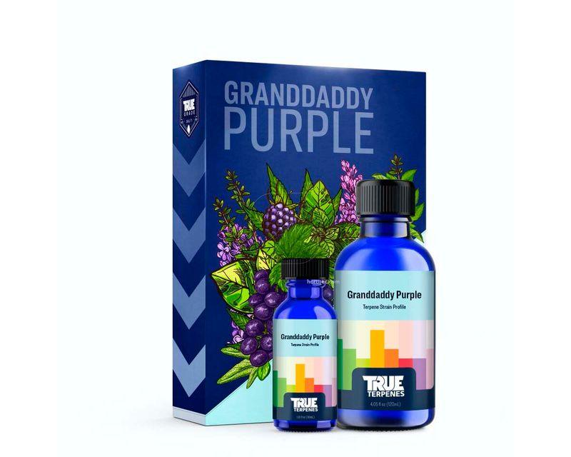 Terpeno Granddaddy Purple
