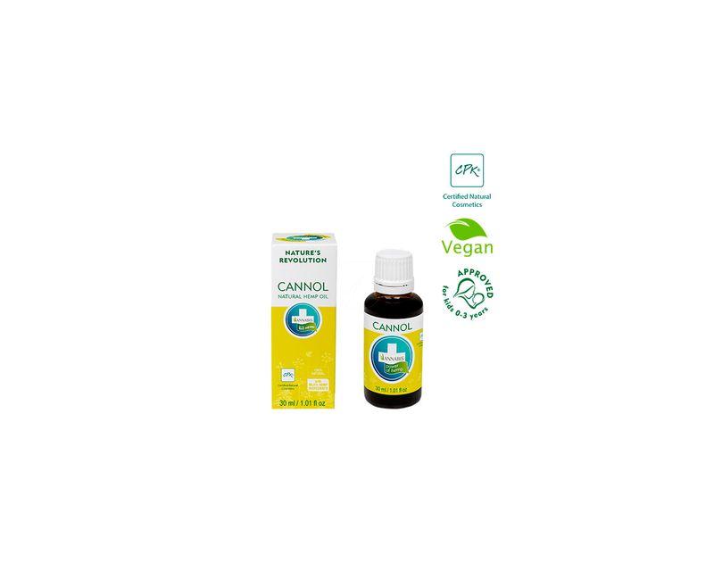 Cannol Oil 30ml Annabis