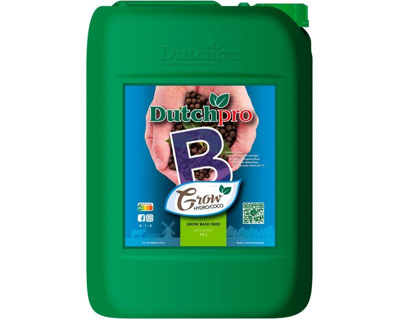 b grow hydro coco 10 l