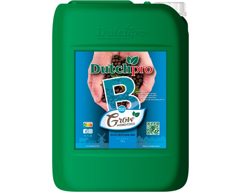 b grow hydro coco ro-so 10 l
