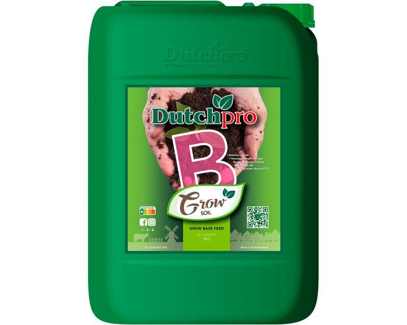 b grow soil 10 l