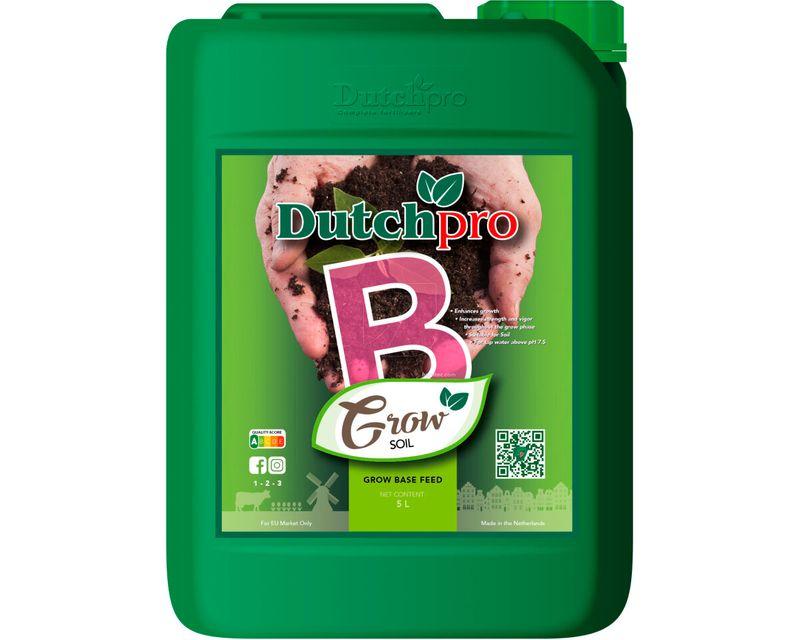 b grow soil 5 l