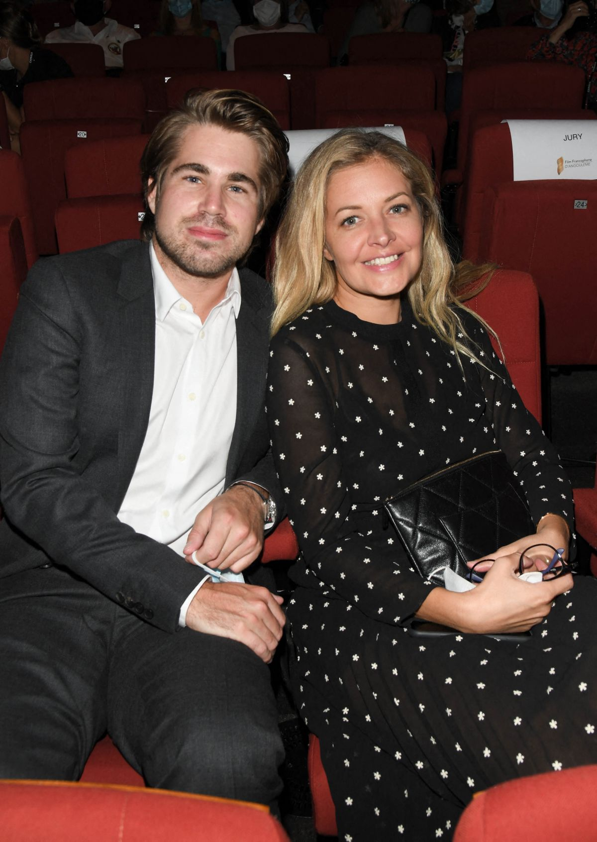 couple Carine Galli